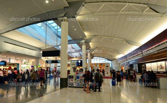 аэропорт в Новой Зеландии