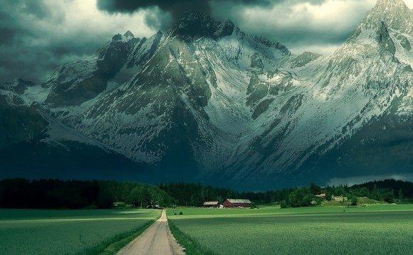 Альпы. Красиво
