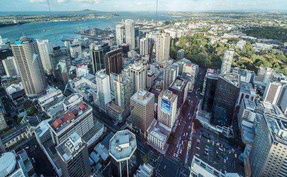 Новая Зеландия. Окленд