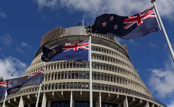В Новой Зеландии растет