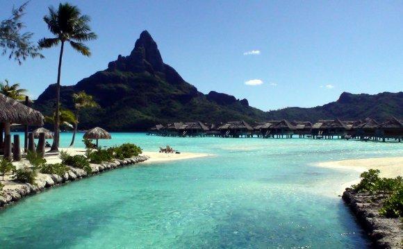 Полинезия + Новая Зеландия