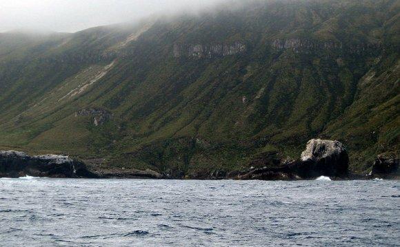 Южная бухта главного острова