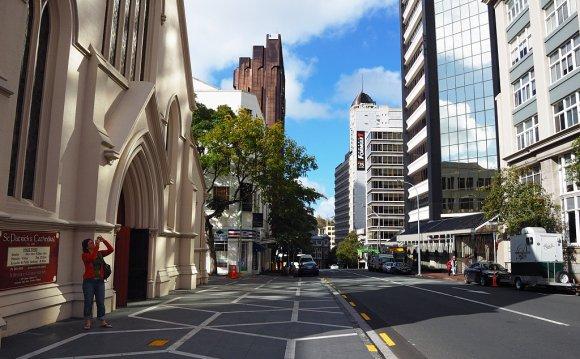 По Новой Зеландии от Окленда