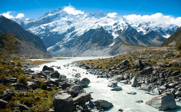 Новая Зеландия— Photo by