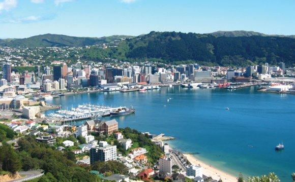 Новая Зеландия - авиабилеты в